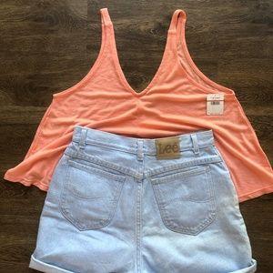 "Levi's Shorts - Levis // ""Mom Jean"" Shorts"
